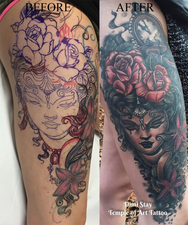 anna cover up
